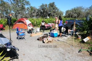 camping at fisheating creek