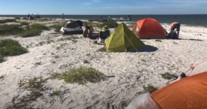 backcountry camping the everglades
