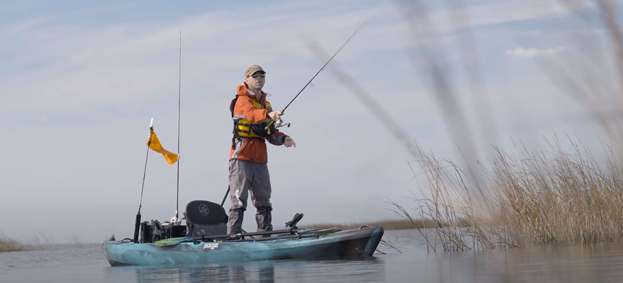 how to choose fishing kayak