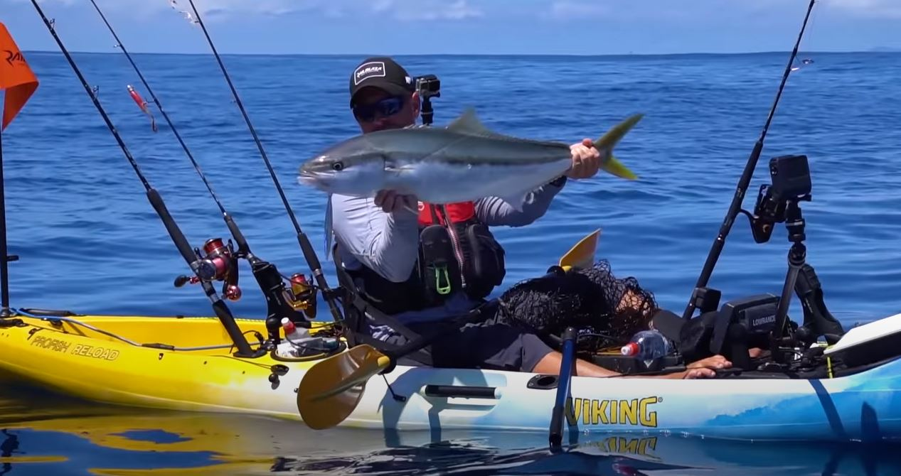 what is a fishing kayak and what is it used for