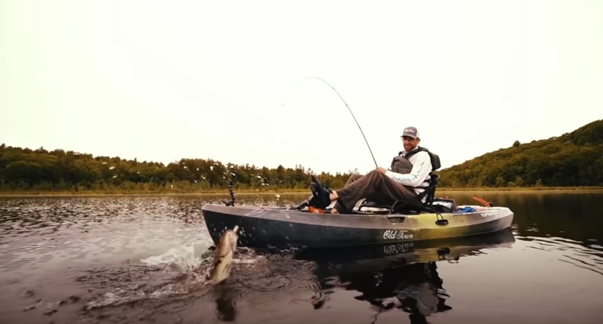 best sit on top fishing kayak
