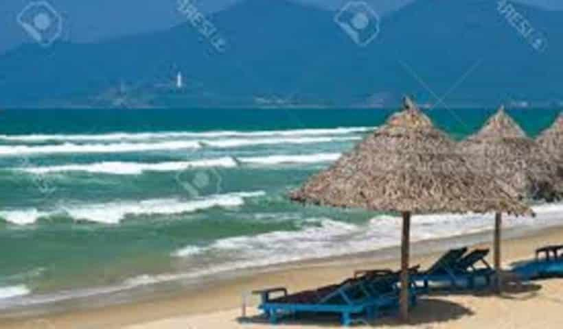 Da Nang China Beach