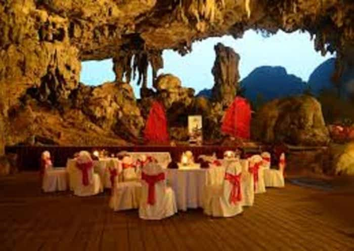 Ha Long Bay Dining
