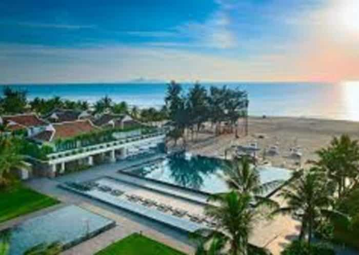 Top 10 Da Nang Hotels Beach
