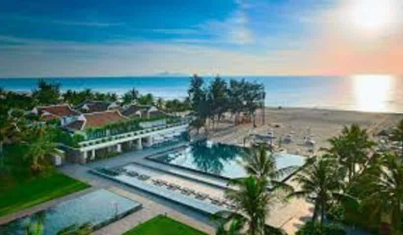 Top 10 Da Nang Hotels Beach