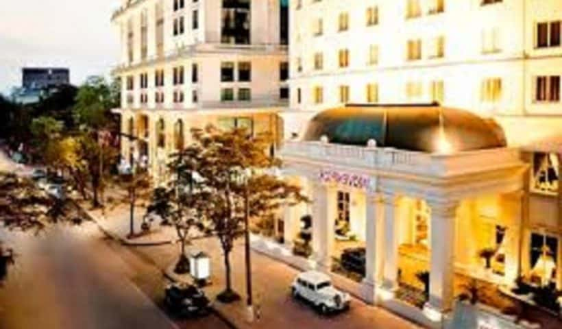 Top 10 Hanoi Hotels Luxury